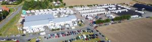 Camping med Vinslövs Fritidscenter i Vinslöv!