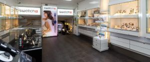 Time Shop – klockaffär i Stockholm city