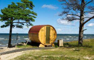 Kommer du att bada i badtunna i vinter?