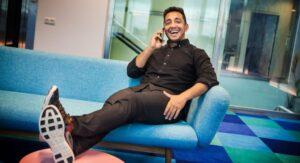 Ehsan Fadakar – Effektivisera och digitalisera