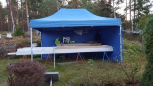 arbetstält LP Tent