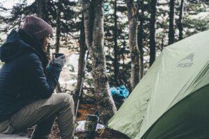 Tips på att tälta ute i naturen