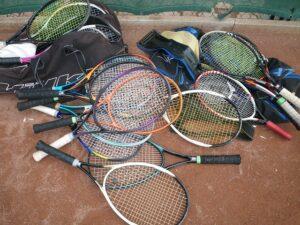 Racketsport ett bra komplement under pandemin
